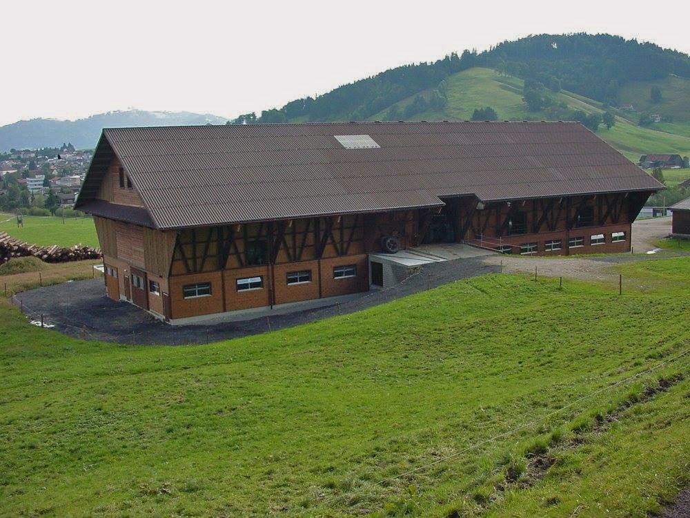 Stall, Gebr. Hensler in Einsiedeln