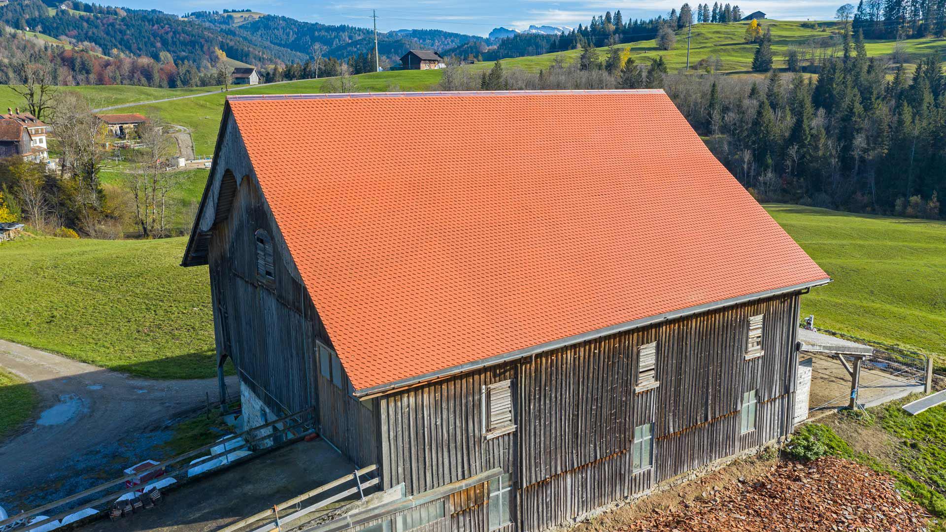 Stallbau – Gräzer Holzbau AG